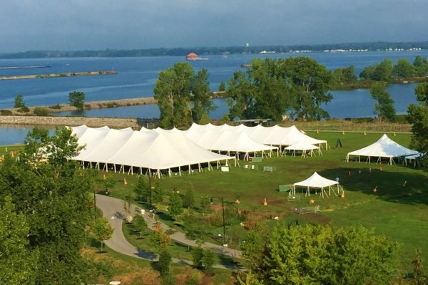 Tent rentals in Buffalo Party Rental serving Amherst NY, East Aurora, Elma, Grand Island NY, Hamburg, Lancaster, Niagara Falls, Western New York