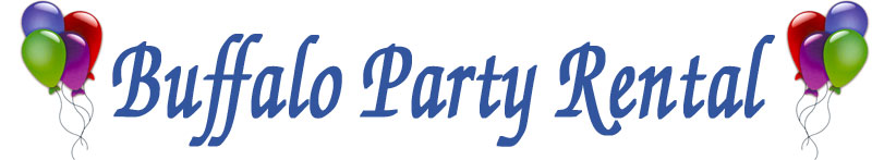Buffalo Party Rental - Quality Event and Party rentals in Buffalo NY, serving Western New York.