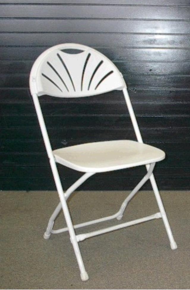 White Samsonite Chair Rentals Buffalo Ny Where To Rent