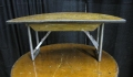 Rental store for 3  HALF ROUND TABLE RISER in Buffalo NY